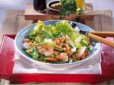 Asiatischer Shrimps-Salat Rezept
