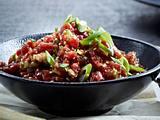 Asiatisches Rindertatar Rezept