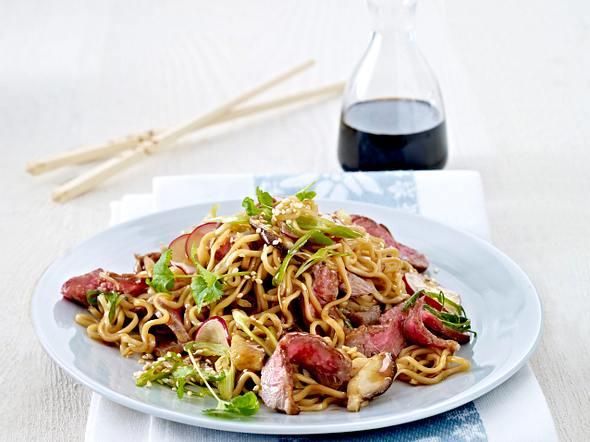 Asiatisches Rumpsteak Rezept