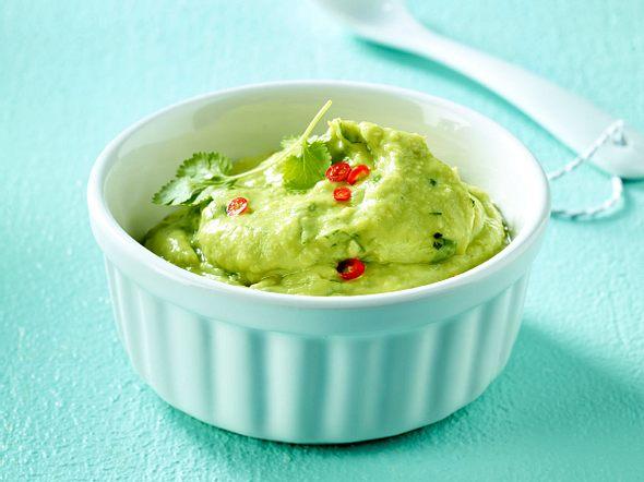 Avocado-Chili-Dip Rezept