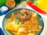 Avocado-Dip mit Tortillachips Rezept