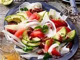 Avocado-Grapefruit-Fenchel-Salat Rezept