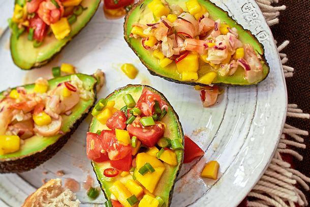 Avocadoschiffchen Rezept