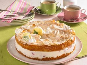 Baiser-Beeren-Torte Rezept