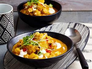 Bajun-Hühner-Curry Rezept