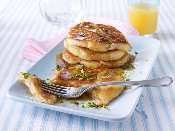 Bananen-Pfannkuchen Rezept