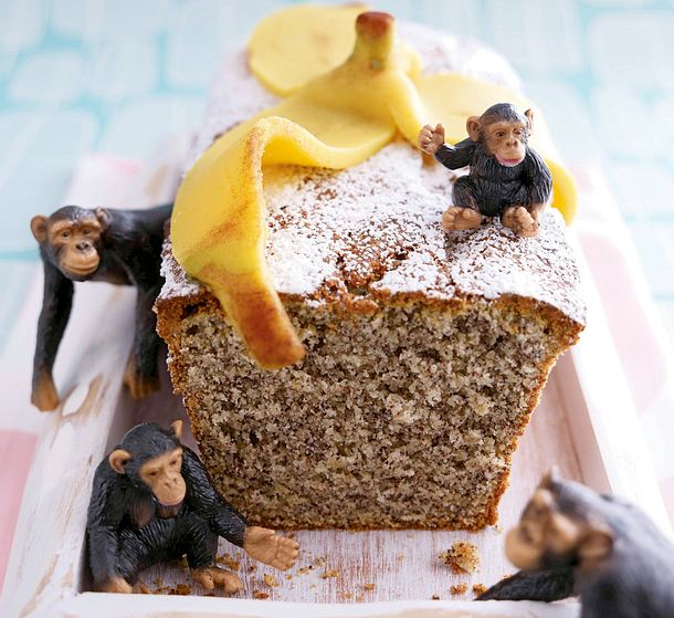 Bananen-Walnuss-Brot Rezept