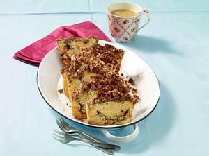Bananenkuchen mit Kakao-Streuseln Rezept