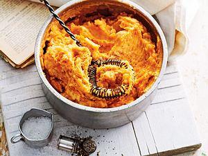 Bataten-Kartoffelstampf Rezept
