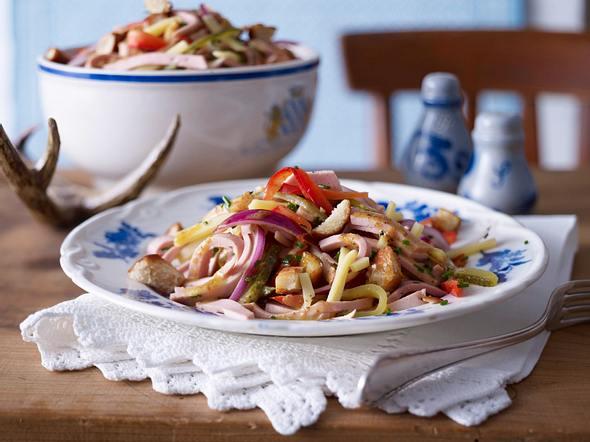Bayrischer Wurstsalat Rezept