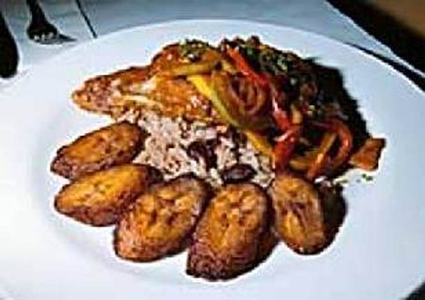 Beans and Plantain aus Ghana (Janna) Rezept