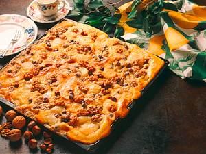 Becherkuchen mit Nüssen Rezept