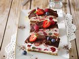Beeren-Tiramisu- Kuchen Rezept