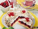 Beeren-Torte mit Baiserhaube Rezept