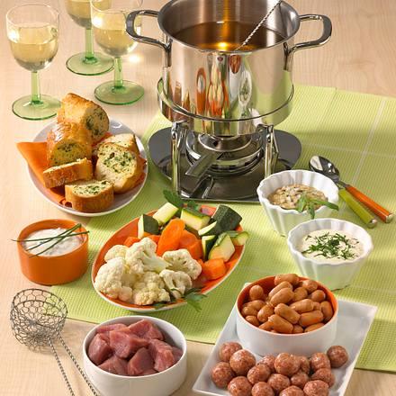 beilagen br he fondue rezept lecker