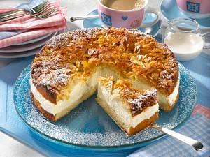 Bienenstich-Torte Rezept