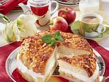 Bienenstich-Torte mit Apfelsahne Rezept