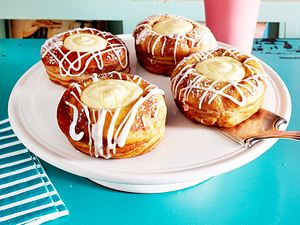 Big Bowl Donuts Rezept