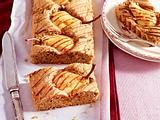 Birnen-Haselnuss-Kuchen Rezept