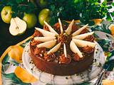 Birnen-Schokoladen-Torte Rezept