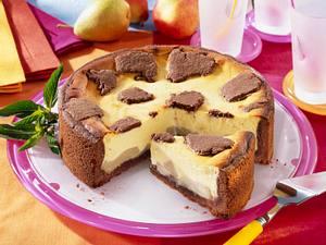 Birnen-Zupfkuchen (Diabetiker) Rezept