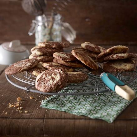 Black & White Cookies Rezept