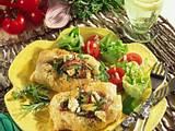 Blätterteigtaschen mit Schafskäse Rezept