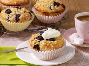 Blaubeer-Muffin Rezept