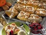 Blechkuchen mit Haselnuss-Baiser Rezept