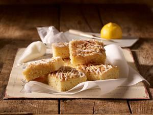 Blitz-Butterkuchen mit Zuckerguss Rezept