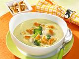 Blumenkohl-Broccoli-Suppe Rezept