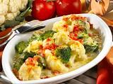 Blumenkohl-Brokkoli-Auflauf Rezept