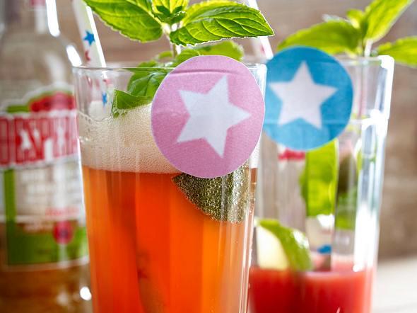 Blutorangen-Bier-Limo Rezept