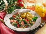 Bohnen-Gemüse mit jungen Kartoffeln Rezept