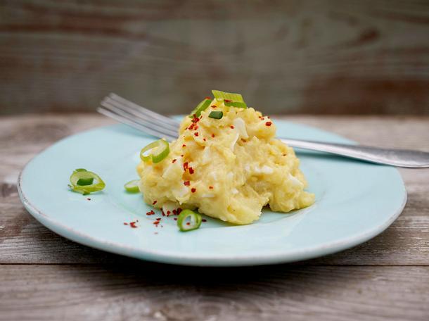 Boos cremiger Kartoffelsalat Rezept