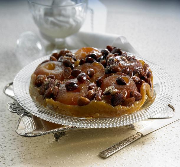 Bratapfel-Tarte Tatin Rezept