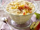 Bratapfel-Vanillecreme Rezept