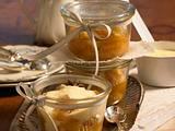 Bratapfelkompott aus dem Ofen mit Vanille-Joghurt Rezept