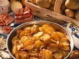 Bratkartoffeln mit Speck und Zwiebeln Rezept