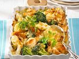 Broccoli-Blumenkohl-Auflauf Rezept