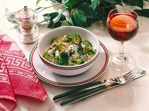 Broccoli in Gorgonzolasoße Rezept