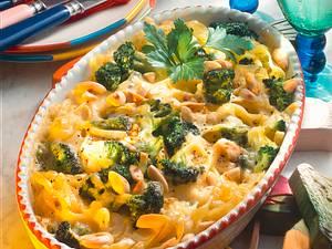 Broccoli-Nudelauflauf Rezept