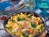 Broccoli-Nudelpfanne Rezept