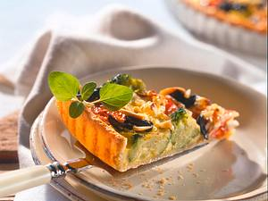Broccoli-Quiche Rezept