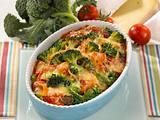 Broccoli-Tomaten-Auflauf Rezept