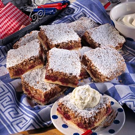 Brot-Kirsch-Kuchen Rezept