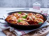 Bubble-up-Pizza Rezept