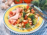 Bunte Broccoli-Pfanne Rezept