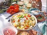 Bunte Salat-Bar Rezept