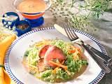 Bunter Salat mit Roastbeef Rezept